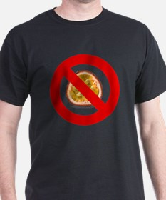 Stop Passion Fruit Allergies Large T-Shirt