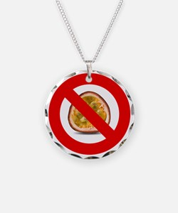 Stop Passion Fruit Allergies Necklace