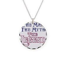 Man Myth Legend Necklace