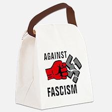 Gegen Nazis 01-2011 F 3c Canvas Lunch Bag