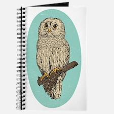 Barred Owl Journal