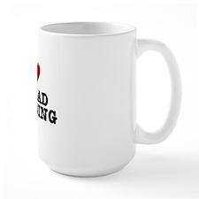 I LOVE - BREAD PUDDING Mug