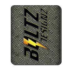 BoltZiPadSleeve Mousepad