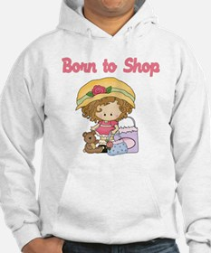 Baby Born to Shop Hoodie