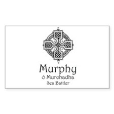 Murphy Rectangle Decal