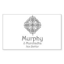 Murphy Rectangle Decal