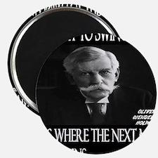 Oliver Wendell Holmes Magnet