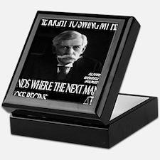 Oliver Wendell Holmes Keepsake Box