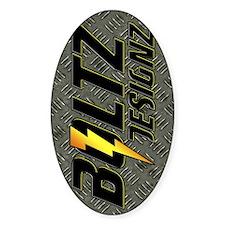 BoltZKindleSleeve Decal