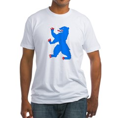 Buskerud Fitted T-Shirt