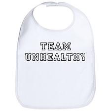 Team UNHEALTHY Bib