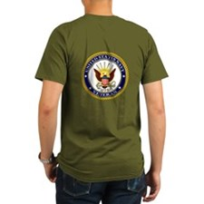 USN Navy Veteran Eagle T-Shirt