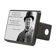 Winston Churchill Capitali Hitch Cover