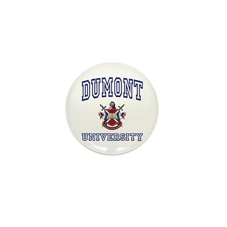 DUMONT University Mini Button (10 pack)