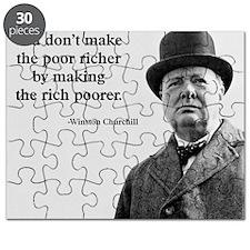 Churchill Quote Puzzle