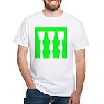 Hedmark White T-Shirt