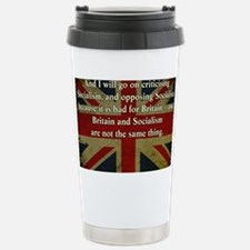 Margaret Thatcher Thermos Mug