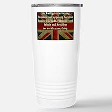 Margaret Thatcher Travel Mug