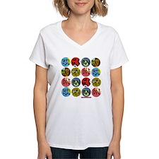 RN Colorful Polkadot Tote B Shirt