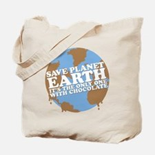 save earth Tote Bag