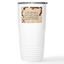 Pope John Paul II Pro-Life Travel Mug