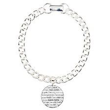 Everything I Need Nurse  Charm Bracelet, One Charm