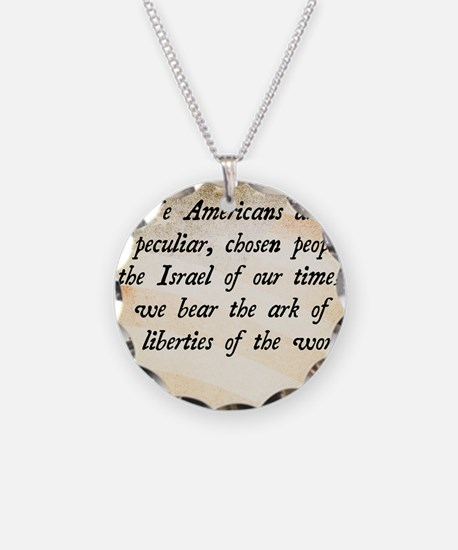 Herman Melville Necklace