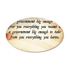 Gerald Ford Quote Wall Decal