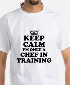 Keep Calm Chef in Training T-Shirt