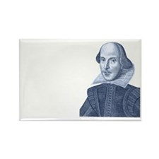 Franklin Quote Rectangle Magnet