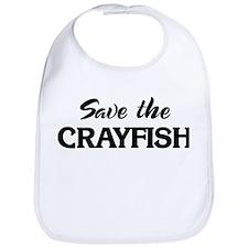 Save the CRAYFISH Bib