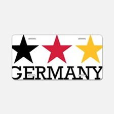 Germany stars Aluminum License Plate