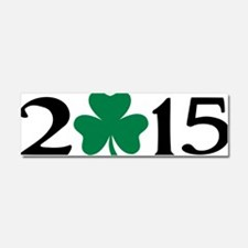 2015 St. Patricks day Car Magnet 10 x 3
