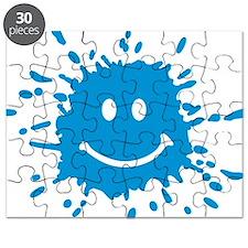 Smiley splash Puzzle
