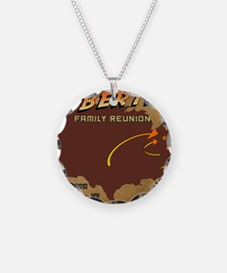 Roberts Family Reunion Logo Necklace
