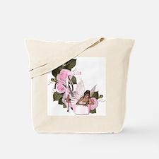 PINK SATIN Tote Bag