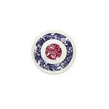 Grunge Mod Mini Button