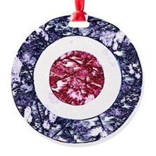 Grunge Mod Ornament