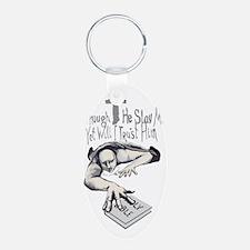 Job 13:15 Keychains