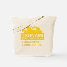 tsunamiBeer1F Tote Bag