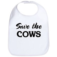 Save the COWS Bib