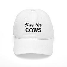 Save the COWS Baseball Cap