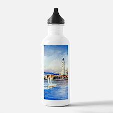 Boston Light Journal Water Bottle
