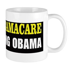 Repeal Obamacare Bumper Sticker Mug