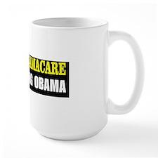 Repeal Obamacare Bumper Sticker Mug