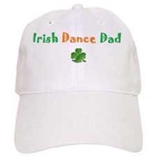Irish Dance Dad Baseball Cap