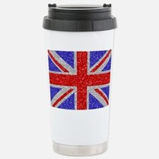 British Glam Stainless Steel Travel Mug