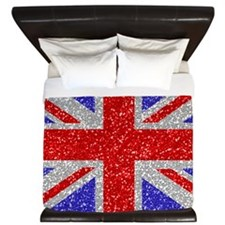 British Glam King Duvet