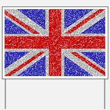 British Glam Yard Sign