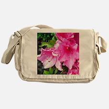 Sweet Spring Throw Pillow Messenger Bag